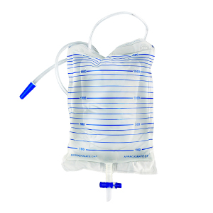 Economic Urinary Drainage Bag With T Valve