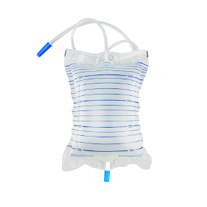 Economic Urinary Drainage Bag With Push Pull Valve