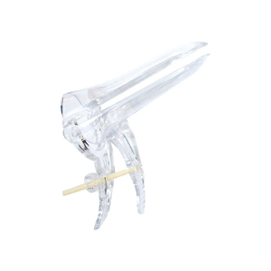Disposable Vaginal Speculum With Middle Screw